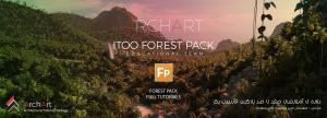 Full Tutorial Of Itoo Forest Pack Pro